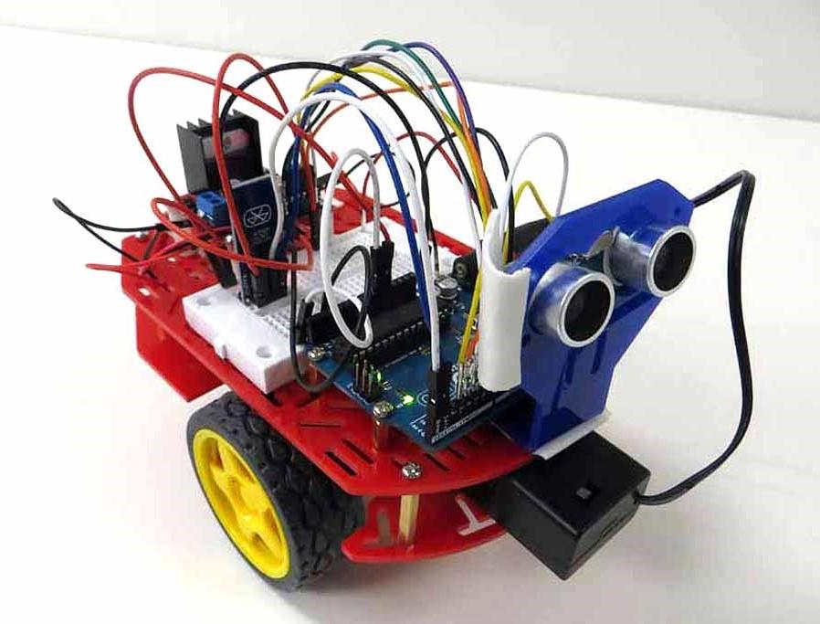Summer Program - Electronics | Boston Leadership Institute: Engineering: Electronics & Robotics