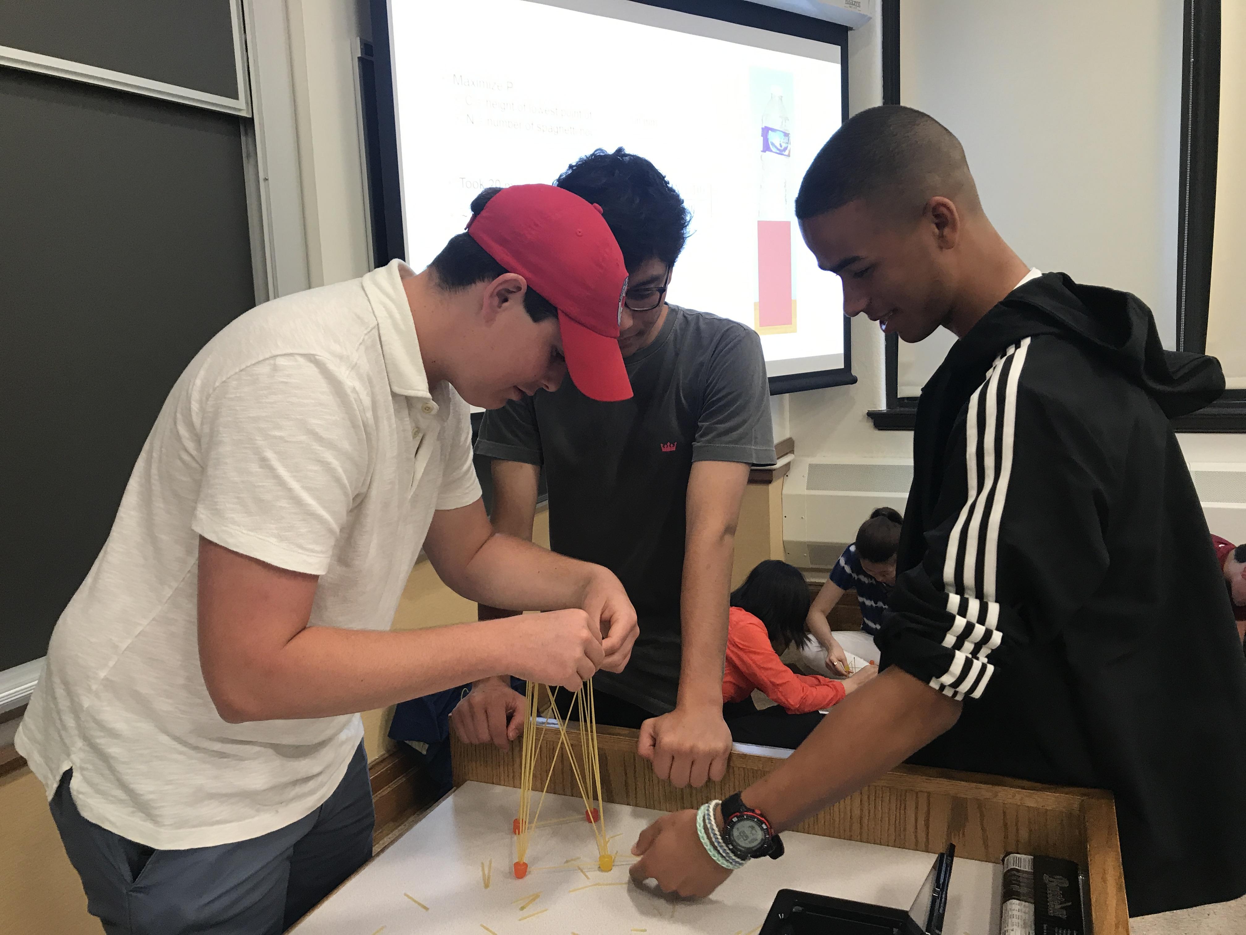 Summer Program - Biology | Engineering Summer Academy at Penn
