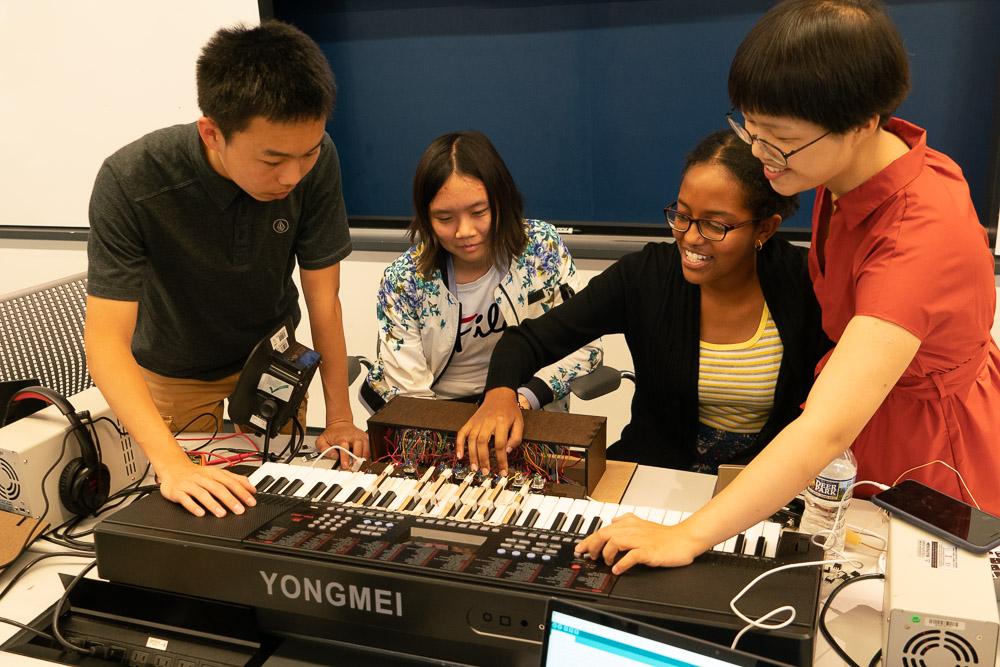 Summer Program - Chemistry | Engineering Summer Academy at Penn