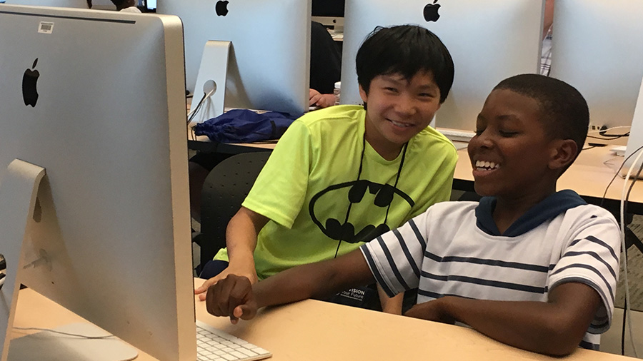 Summer Program - Video Game Design | Envision Game & Technology Academy at George Mason University