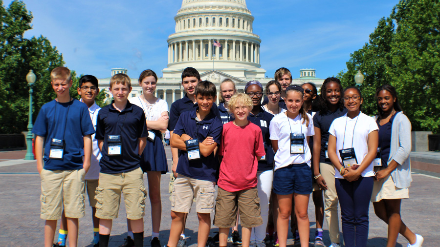 Summer Program - Leadership Training | Envision - Junior National Young Leaders Conference