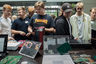 Summer Program - Video Gaming | Game Experience: Video Game Development