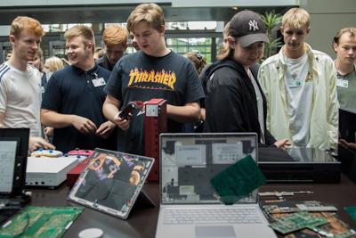 Summer Program - Video Game Design | Game Experience: Video Game Development