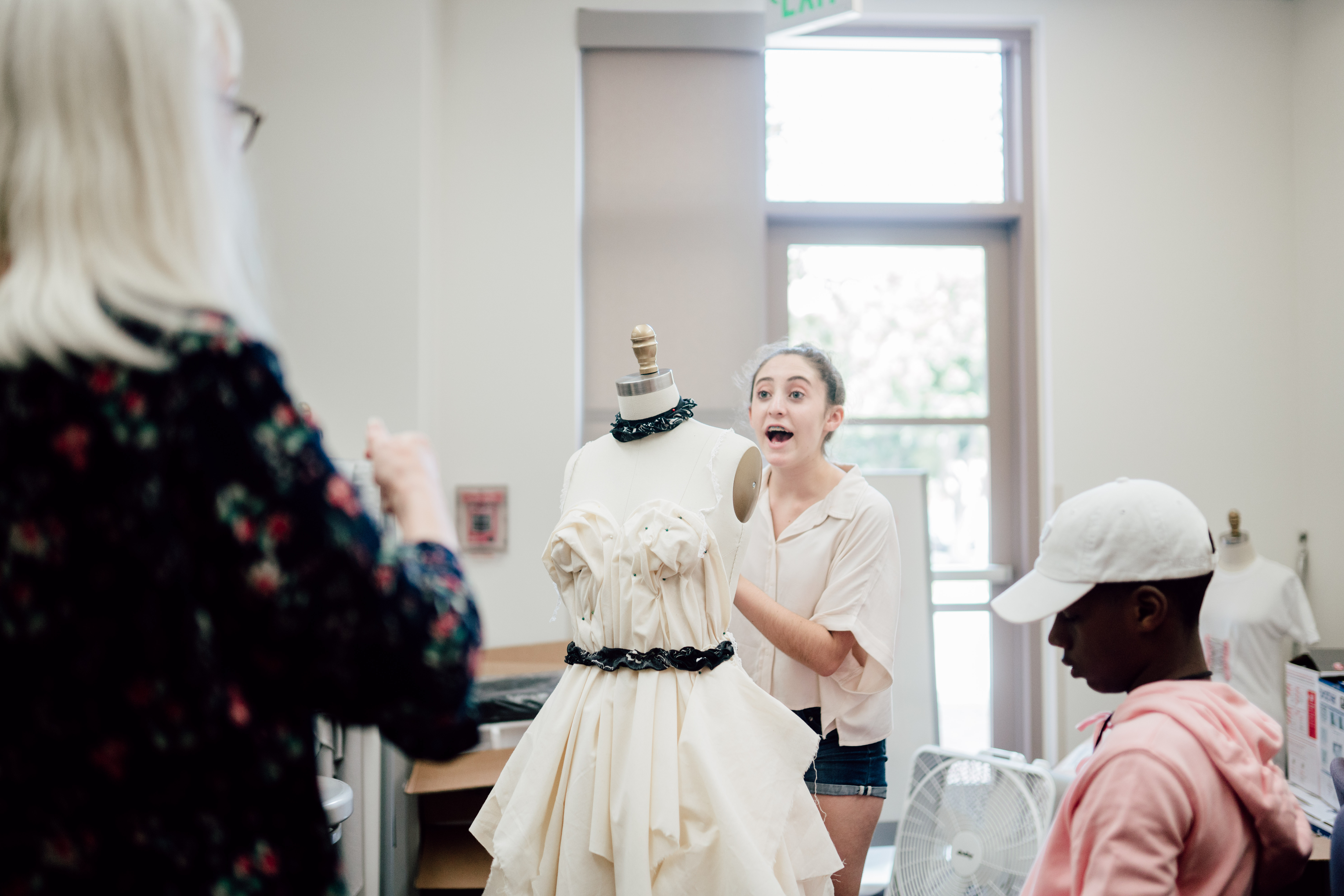 Summer Program - Arts and Crafts | Project Fashion