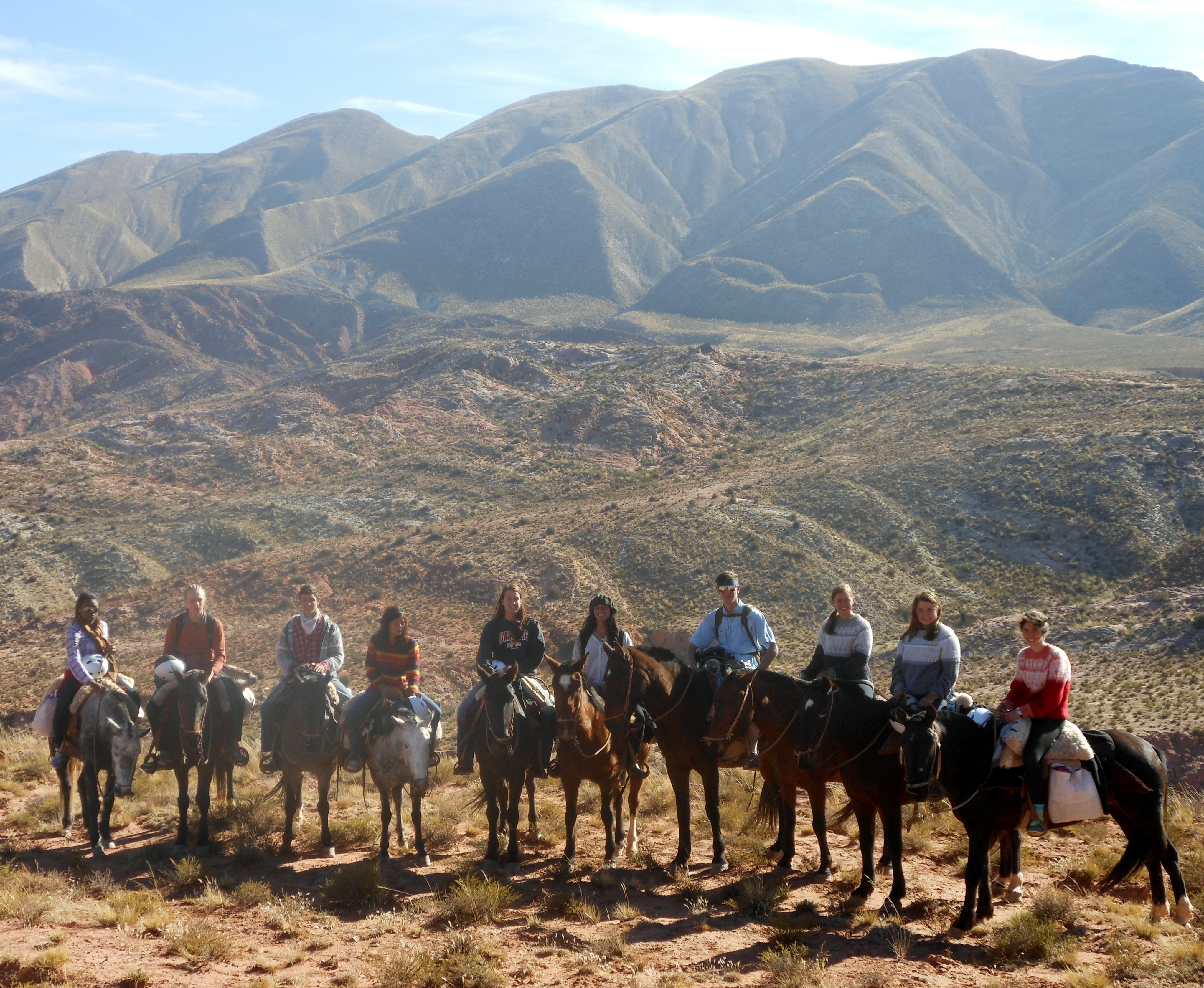 Summer Program - Adventure/Trips | Experiment in International Living: Argentina - Community Service and the Great Outdoors