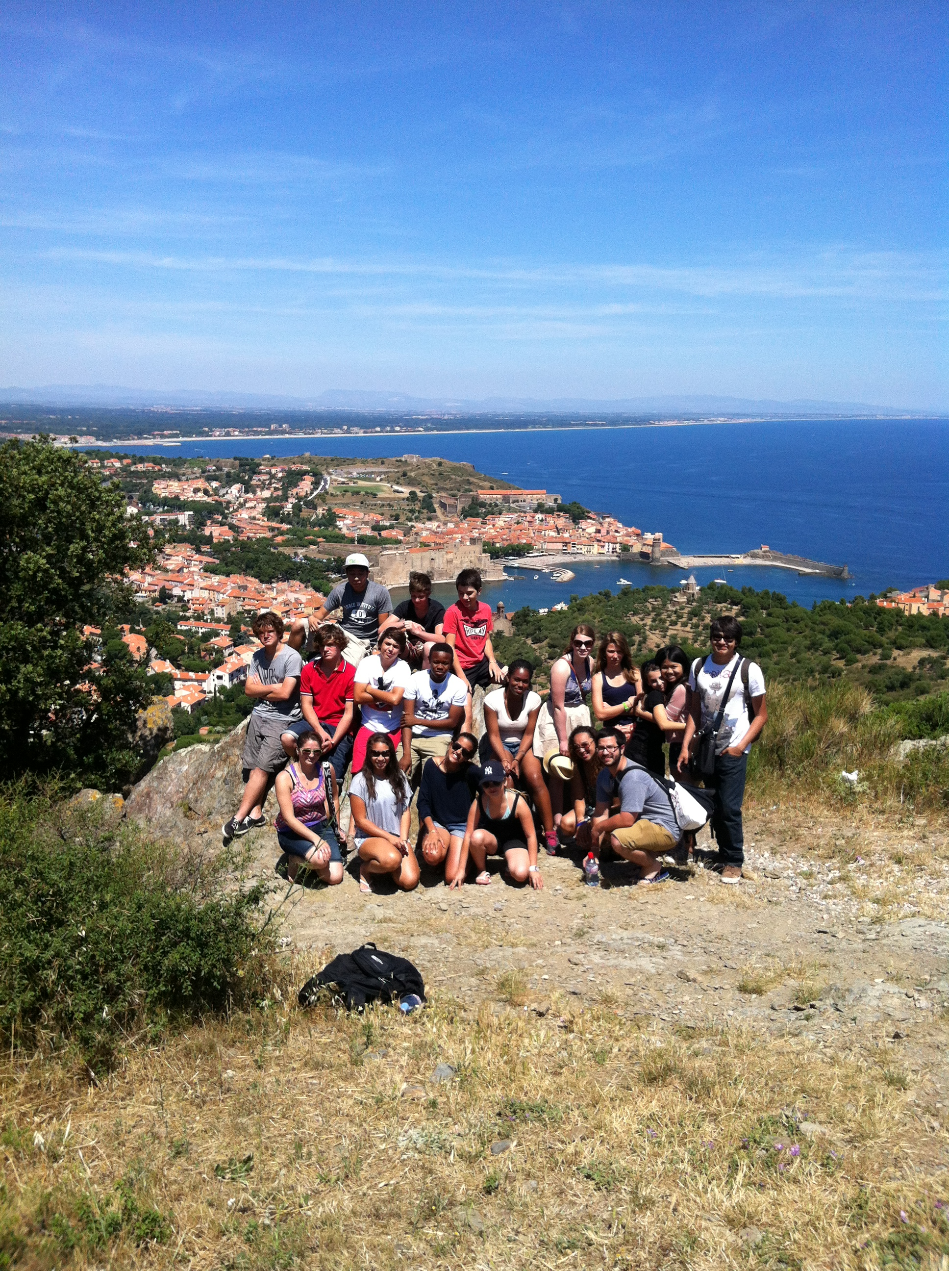 Summer Program - Group Travel | Experiment in International Living: France - Cultural Discovery