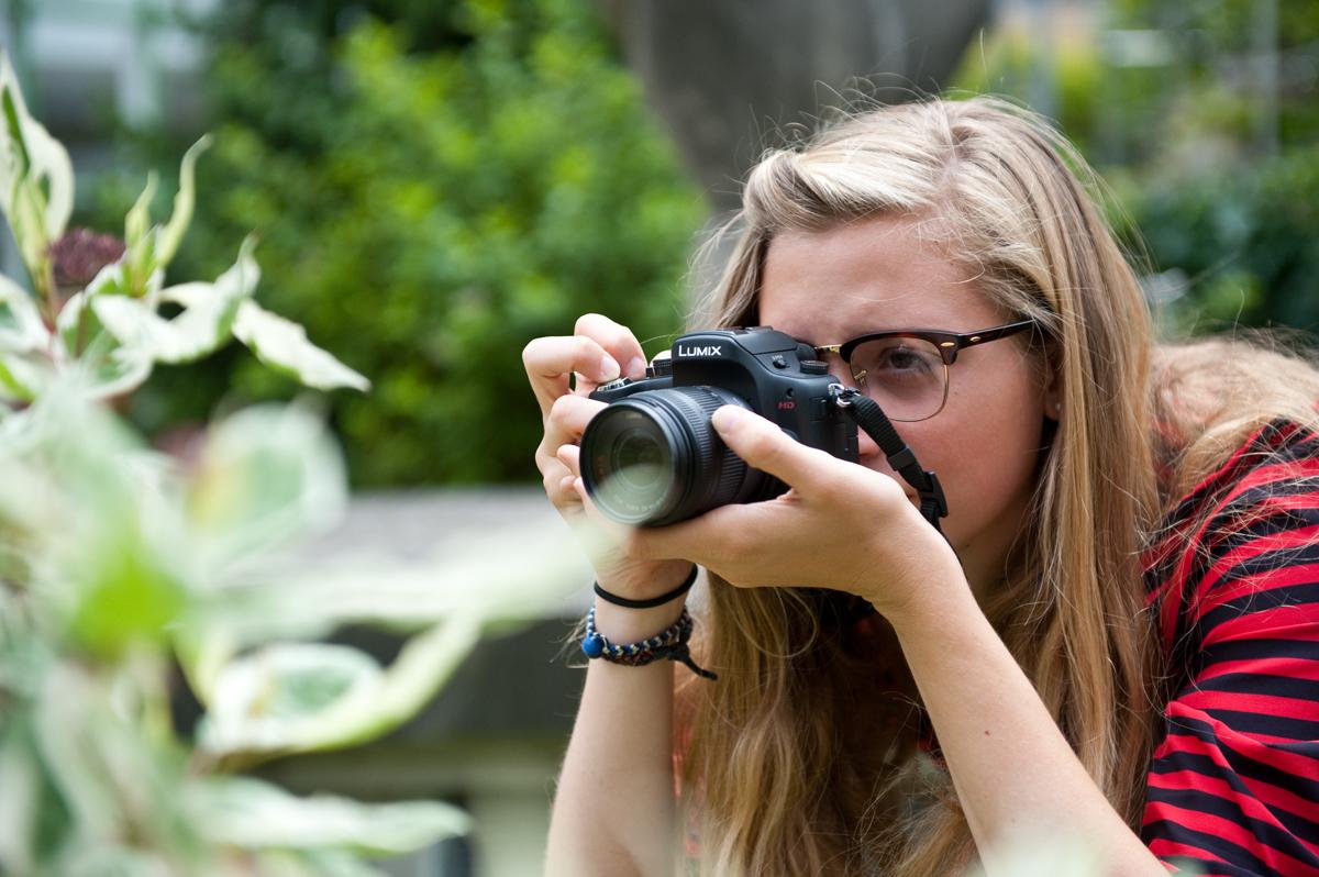 Summer Program - Filmmaking and Digital Media | Experiment in lnternational Living: France - Fine Arts & Photography