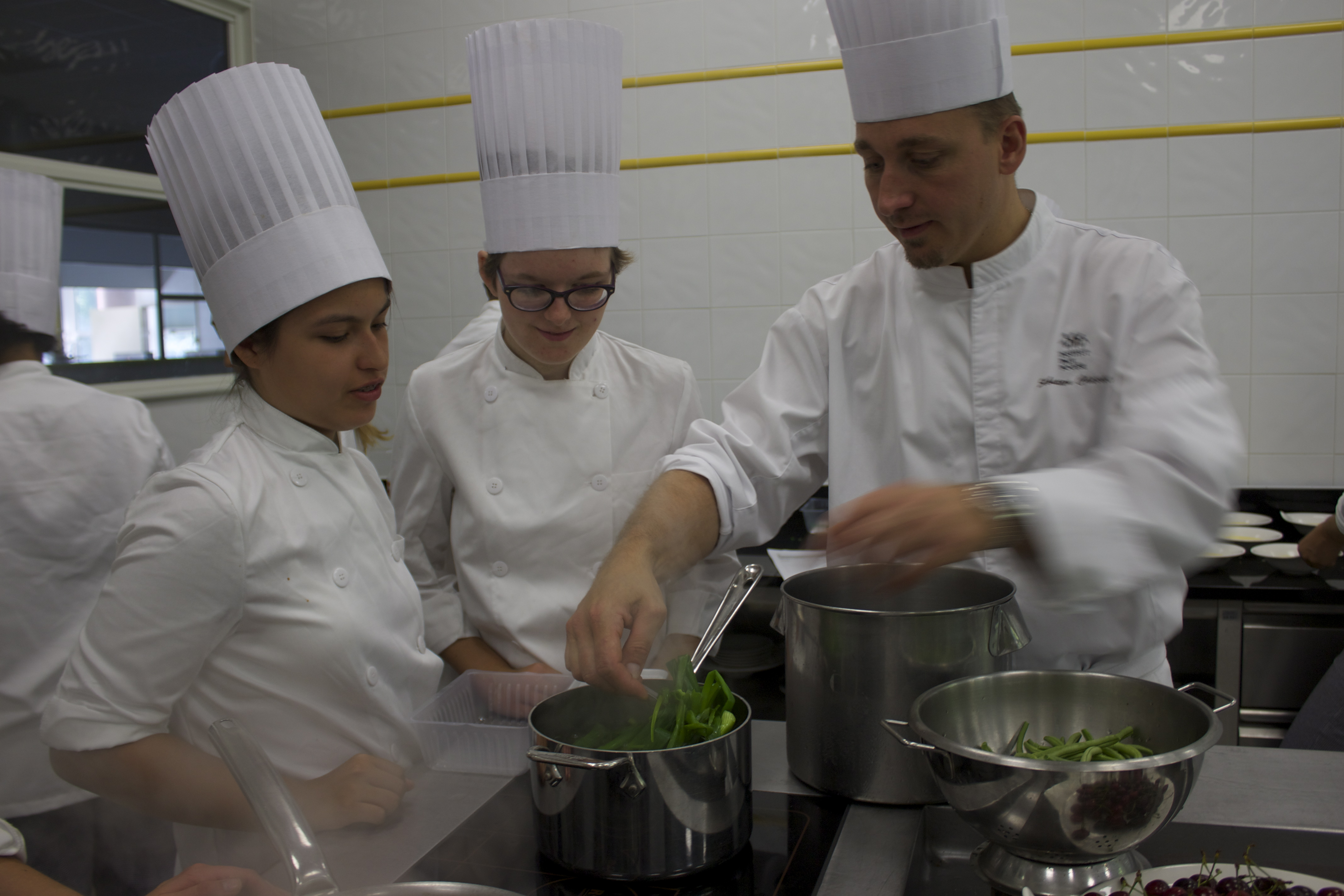 Summer Program - Pre-College | Experiment in International Living: France - French Language & Culinary Training