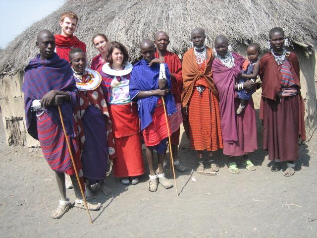 Summer Program - Promoting Volunteerism   Experiment in International Living: Tanzania - African Cultures & Landscapes