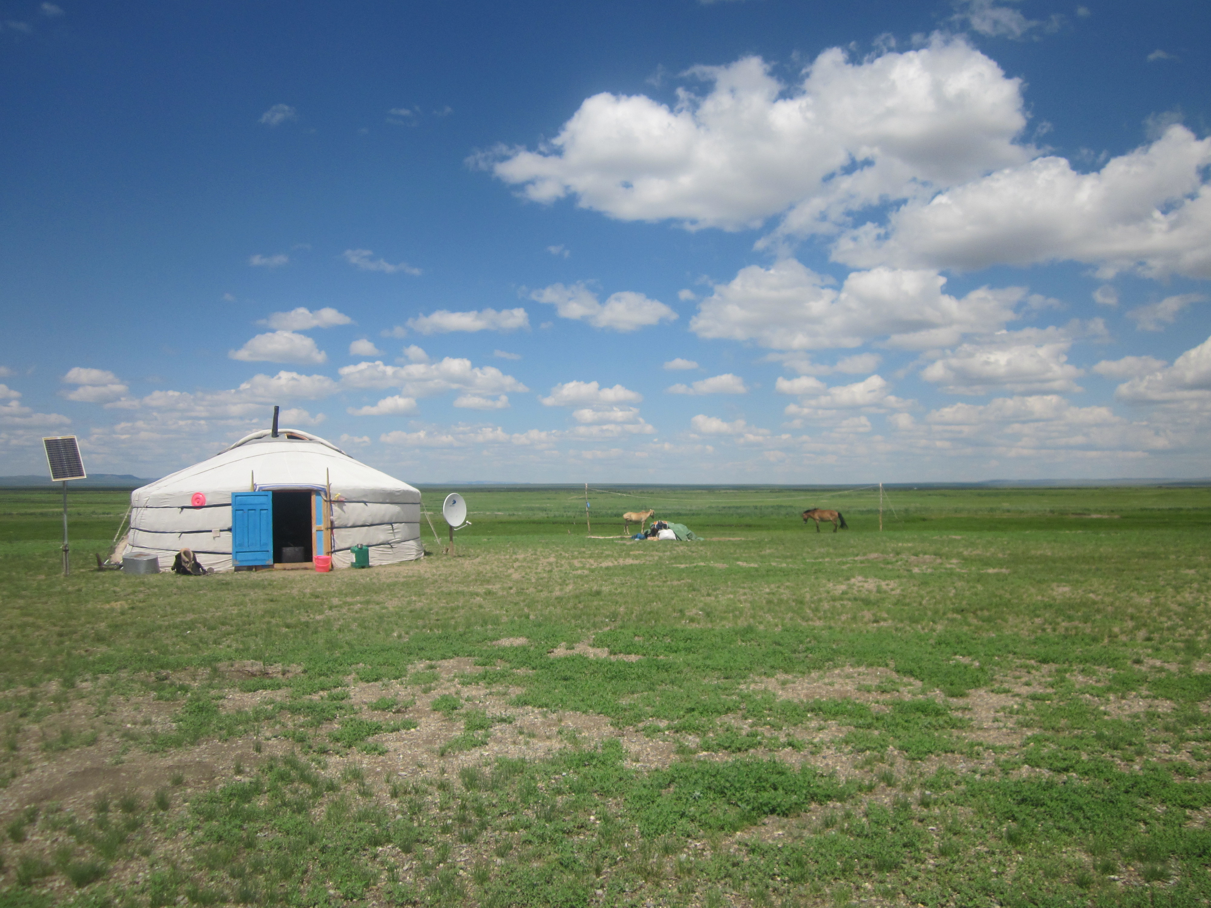 Summer Program - Travel And Tourism | Experiment in International Living: Mongolia - Nomadic Culture & Outdoor Adventure