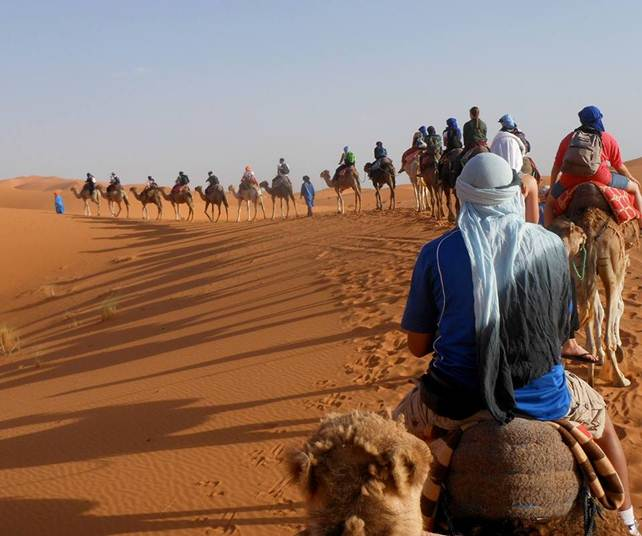 Summer Program - Arabic | Experiment in International Living: Morocco- from the Mediterranean to the Sahara