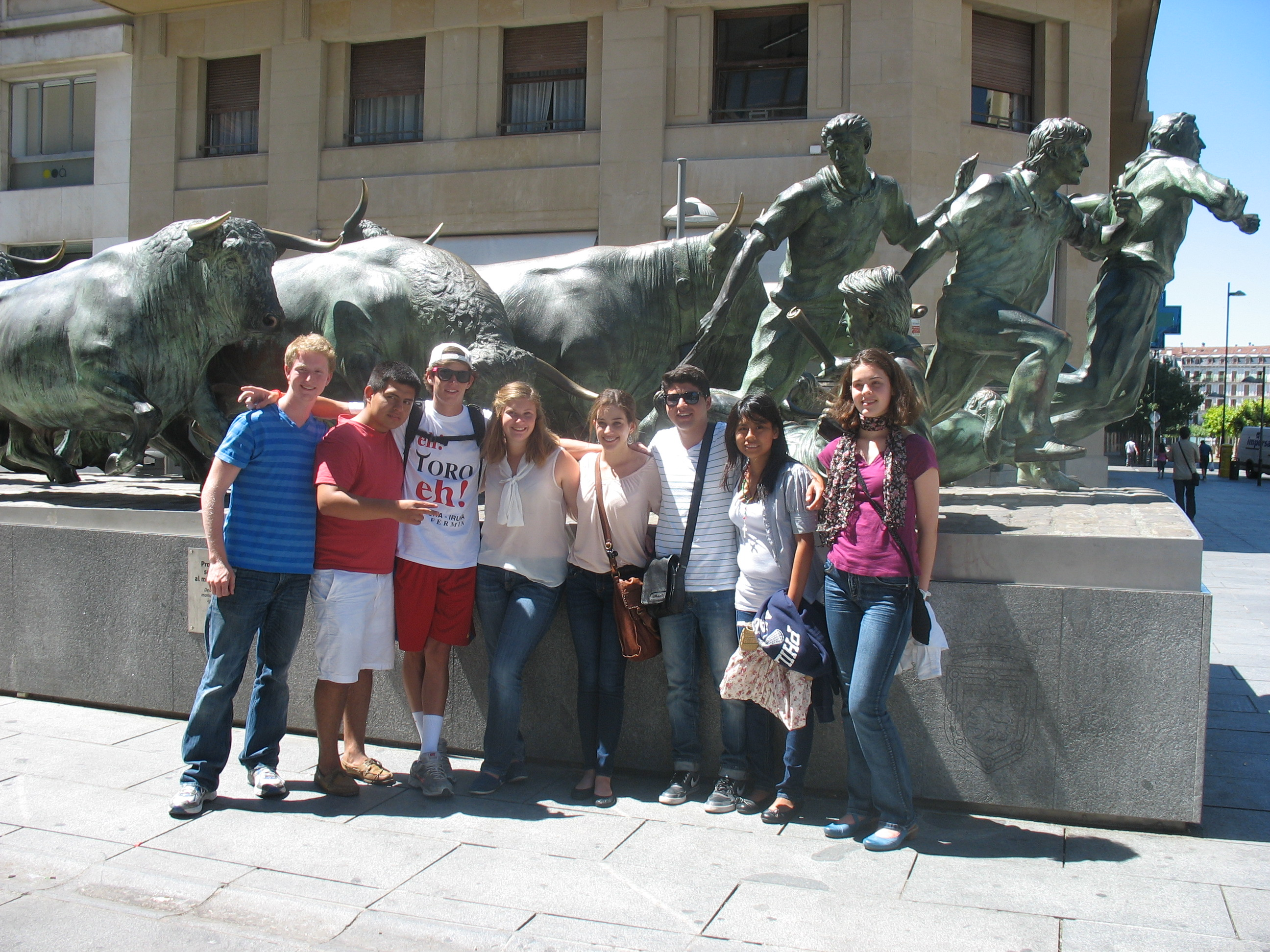Summer Program - Adventure/Trips | Experiment in International Living: Spain - Cultural Discovery