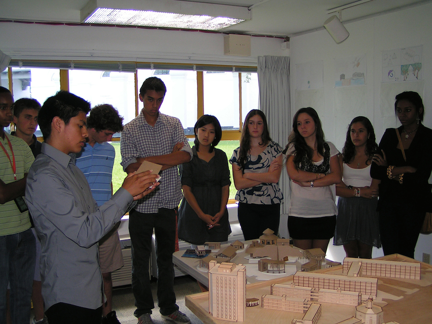 Summer Program - Architecture and Design | University of Miami: Explorations in Architecture & Design