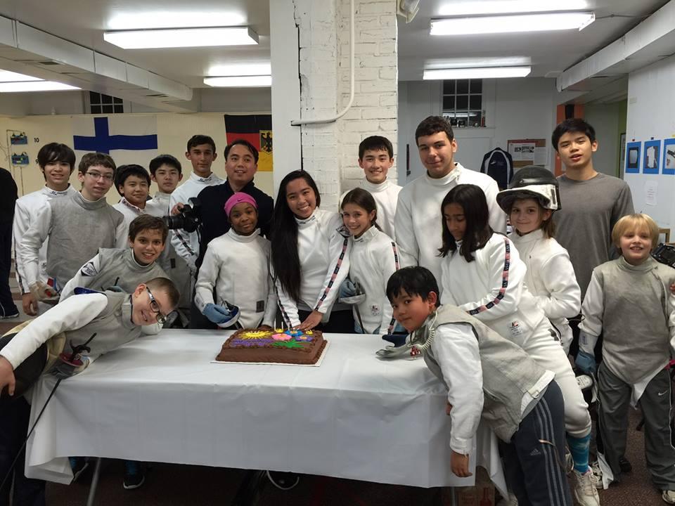 Summer Program - Fencing | Fencing Sports Academy: Fencing