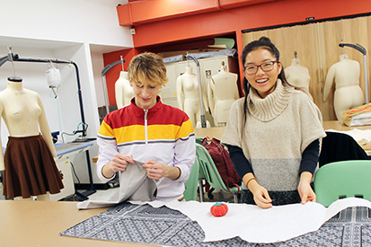 Summer Program - Fashion | Precollege Programs at the Fashion Institute of Technology