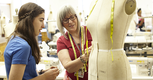 Summer Program - Fine Arts | Precollege Programs at the Fashion Institute of Technology