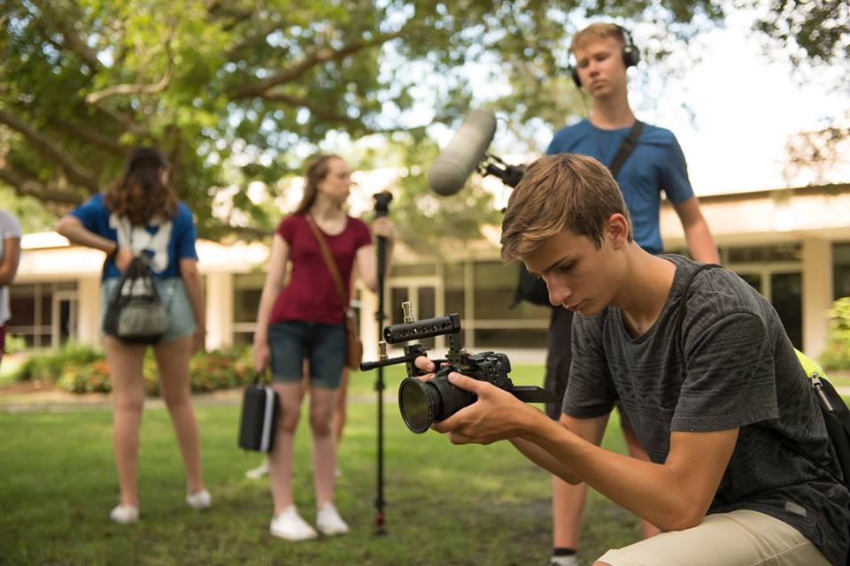 Summer Program - Photography | Florida Film Academy