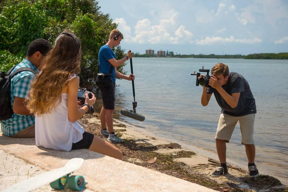 Summer Program - Filmmaking and Digital Media | Florida Film Academy