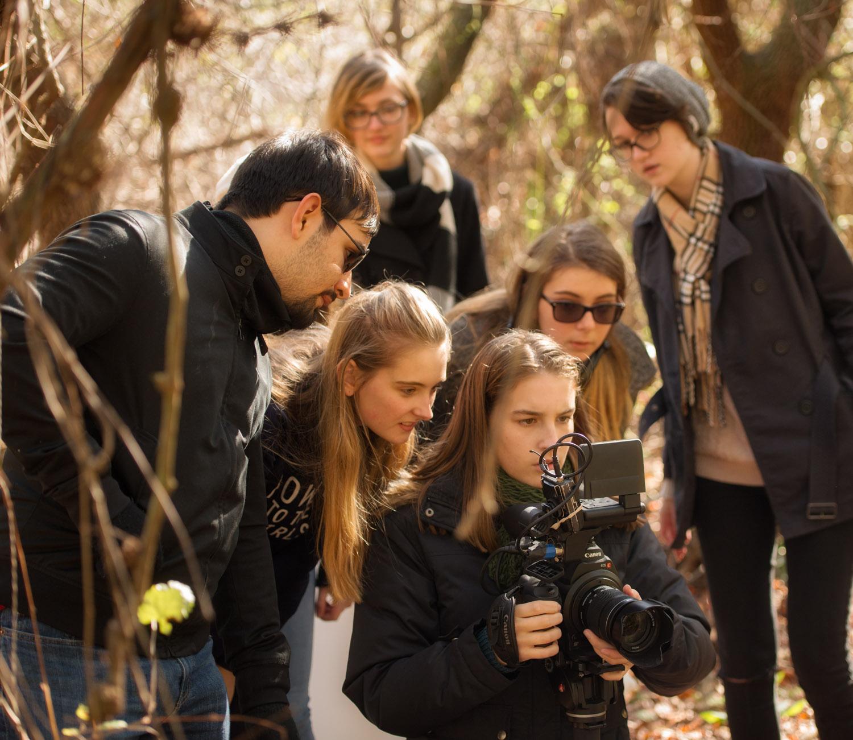 Summer Program - Pre-College | Florida Film Academy