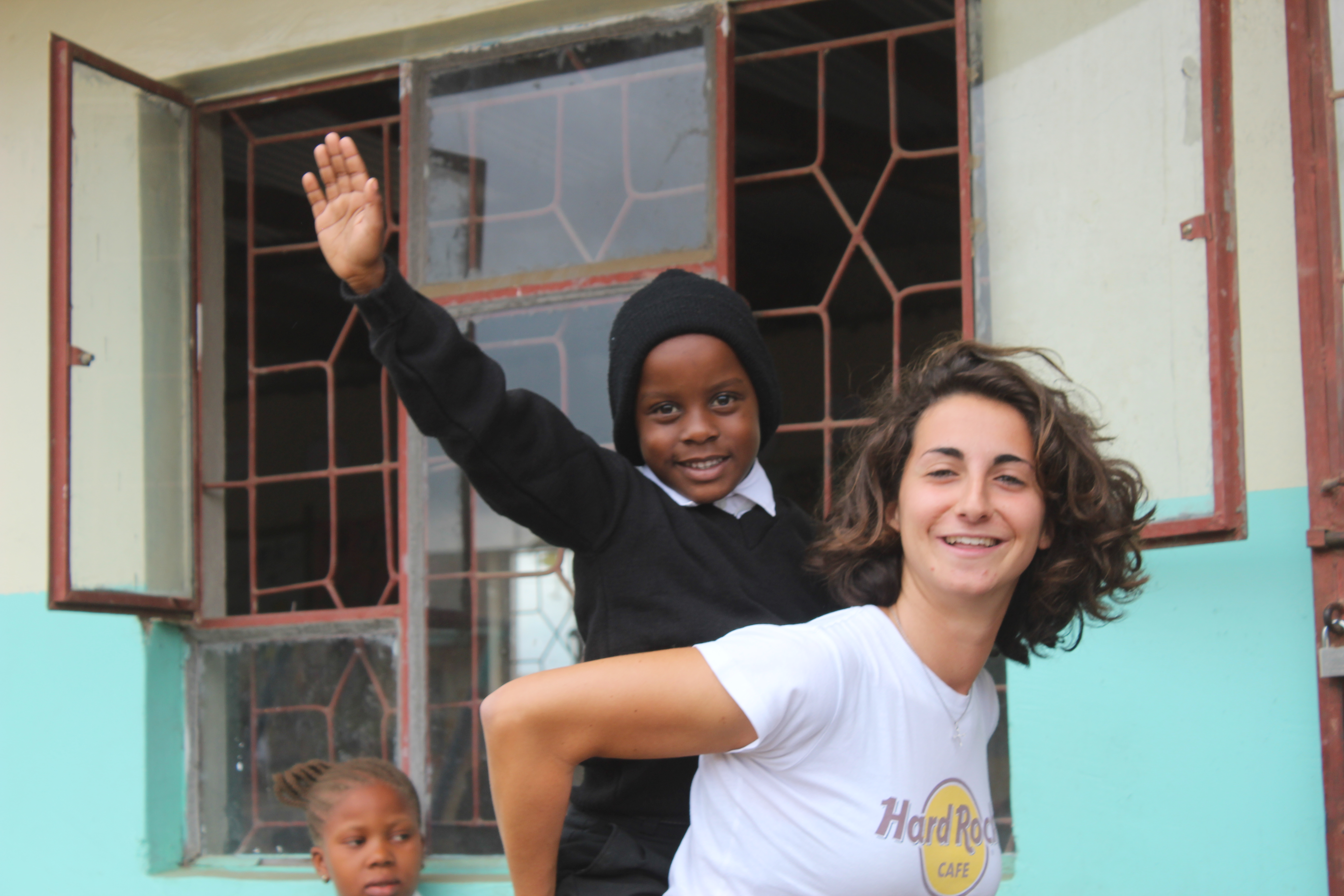 Gap Year Program - Focus in Africa: Building Volunteer Projects in Tanzania  1