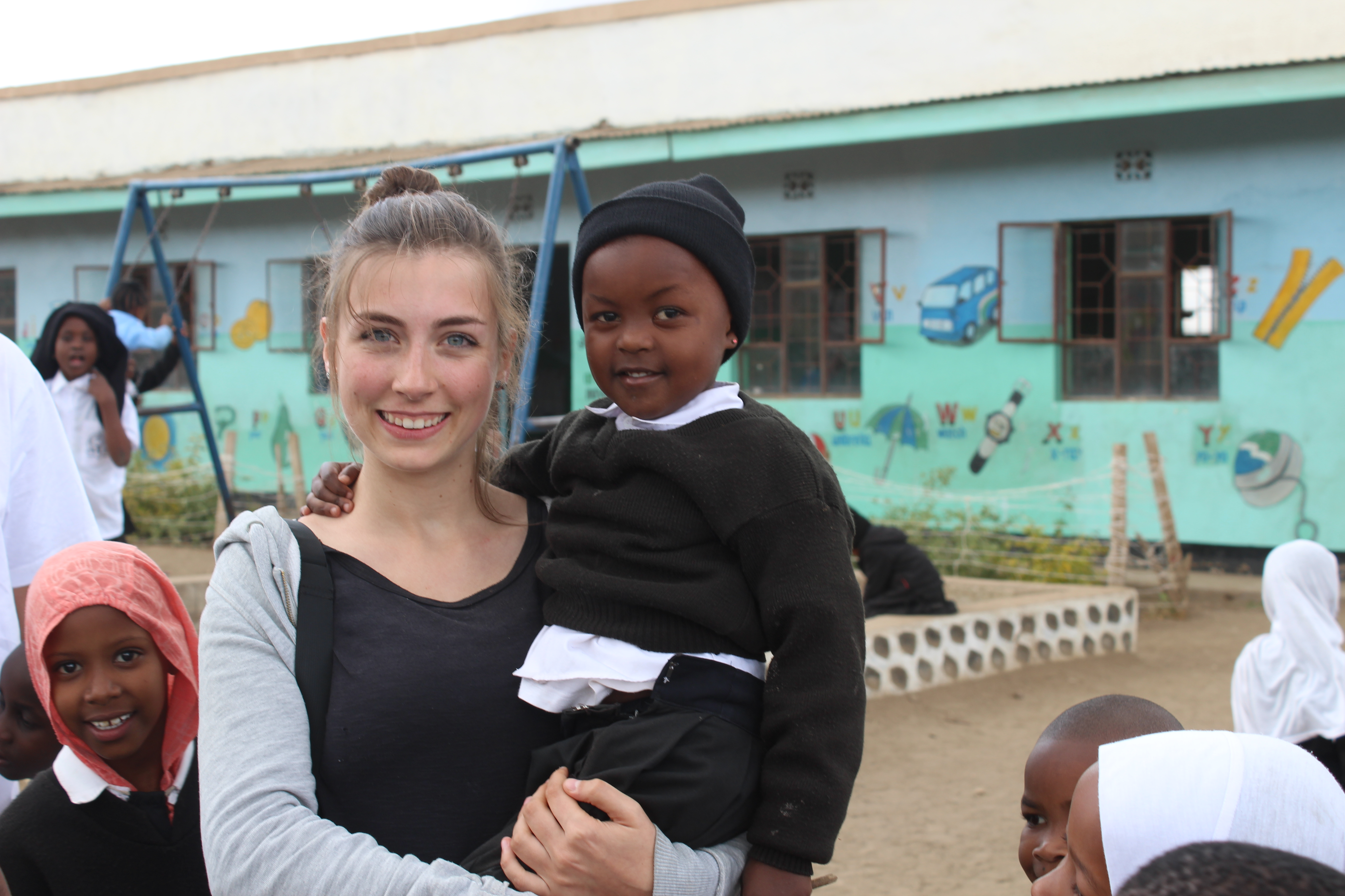 Gap Year Program - Focus in Africa: Care Orphanages in Tanzania  1