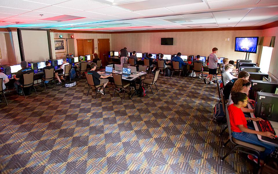 Summer Program - Video Gaming | Game Camp Nation - Charlotte, North Carolina