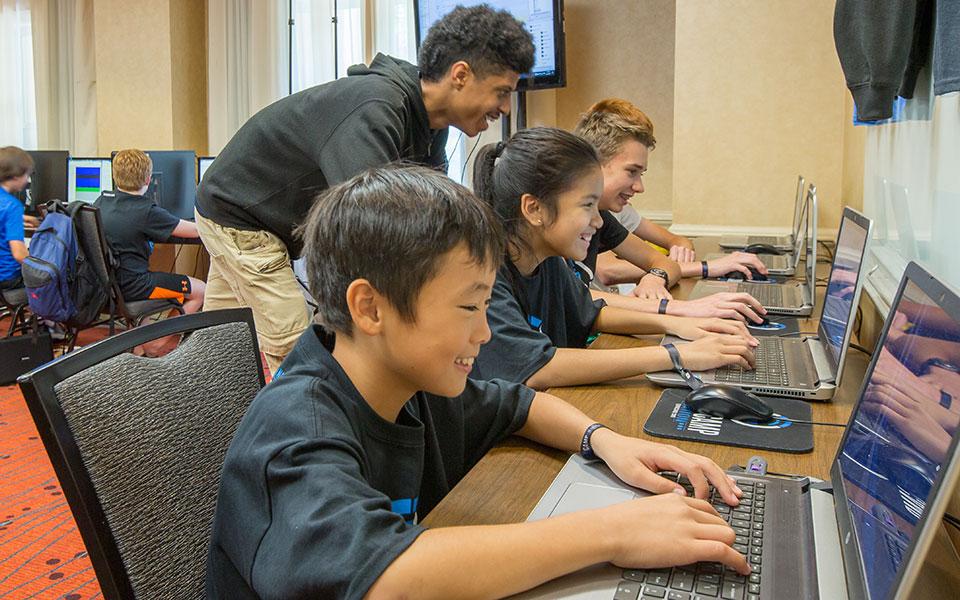 Summer Program - Game Design | Game Camp Nation - Charlotte, North Carolina