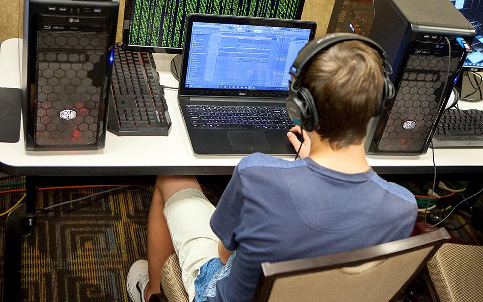 Summer Program - Technology | Game Camp Nation - Alpharetta, Georgia