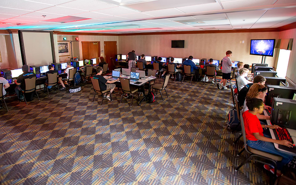 Summer Program - Technology | Game Camp Nation - Morristown, New Jersey