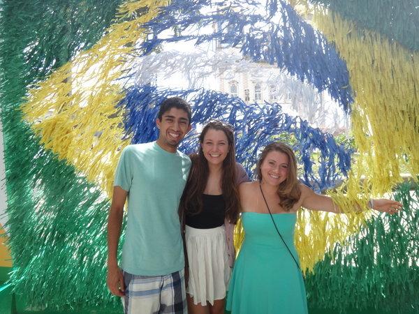 Gap Year Program - Gap at CET Brazil  2