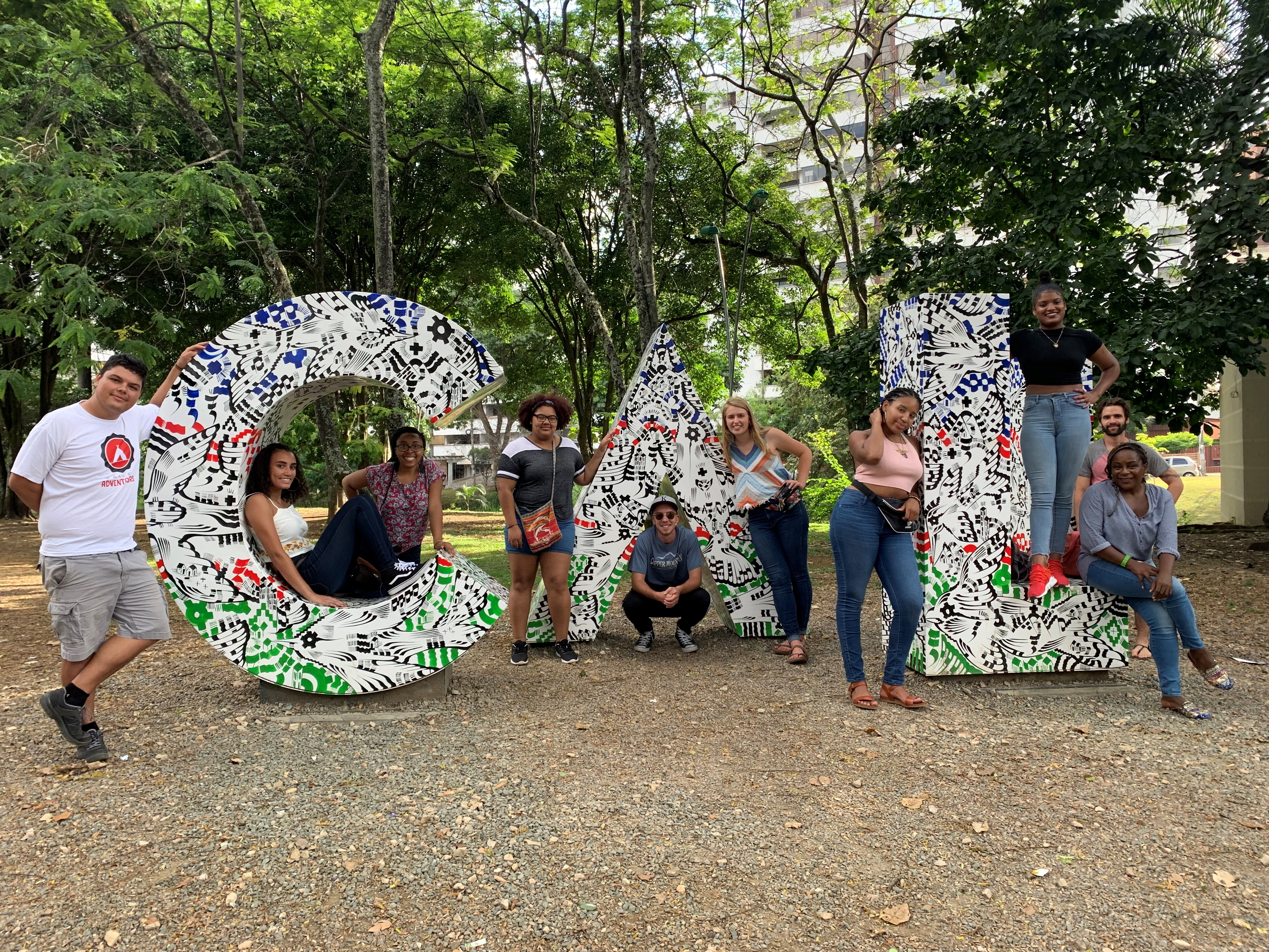 Gap Year Program - Gap at CET Colombia: Race, Ethnicity, and Identities  1