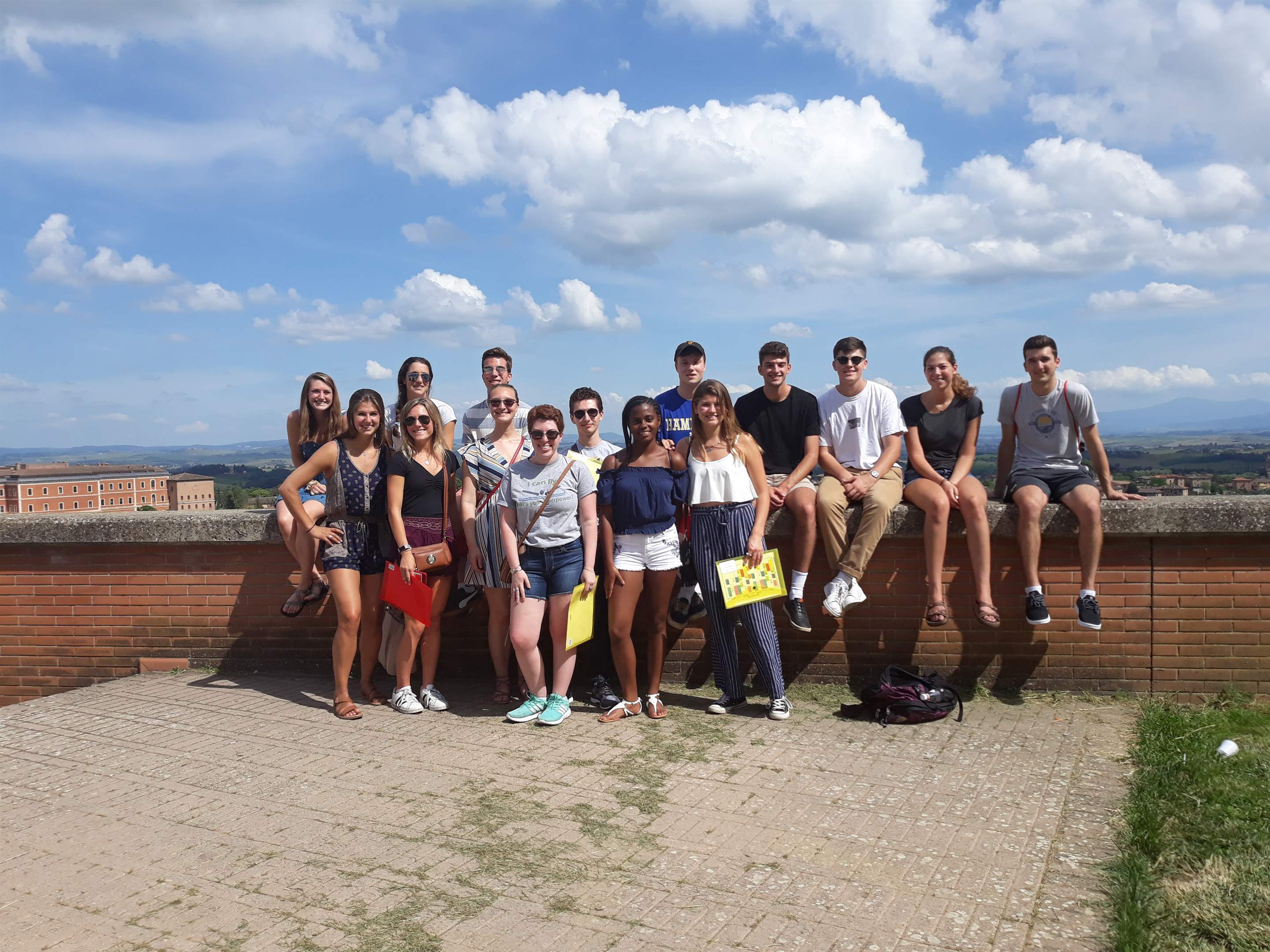 Gap Year Program - Gap at CET Siena: Intensive Italian Language  3