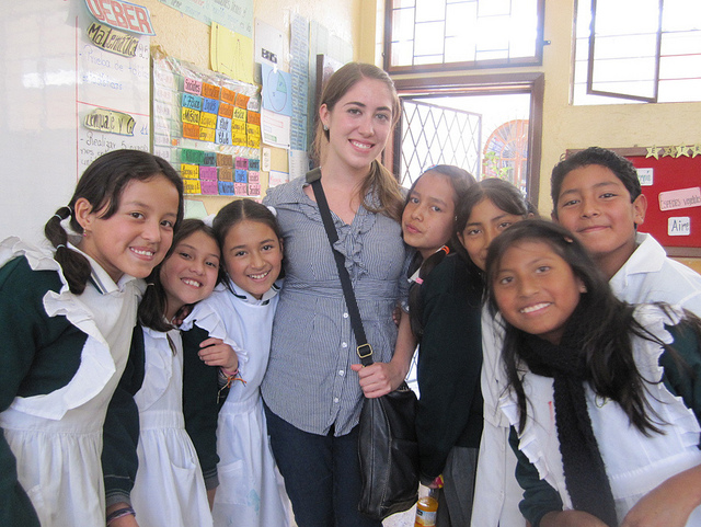 Gap Year Program - United Planet's GAP YEAR or 6-month+ Service Learning in Ecuador  3