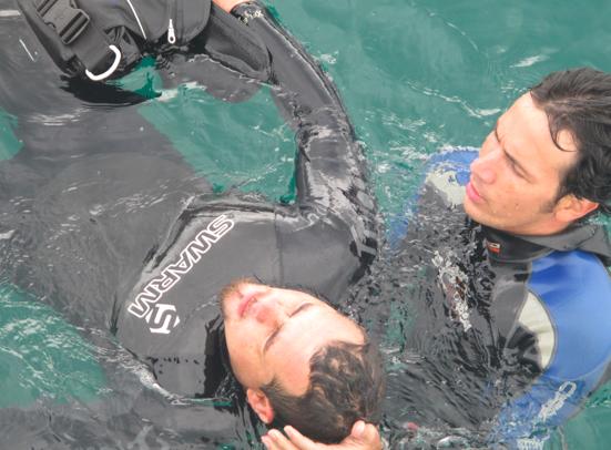 Gap Year Program - Gapforce Expedition Dive Instructor Training  3