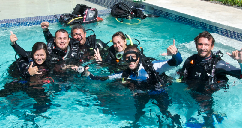Gap Year Program - Gapforce  Marine Scientist Training  2