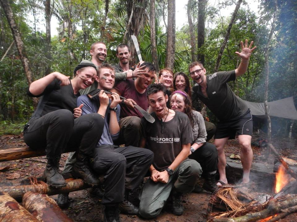 Gap Year Program - TREKFORCE Expedition Leader Training  2