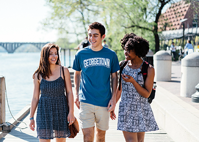 Summer Program - Reading | Georgetown University - Summer Programs for High School Students