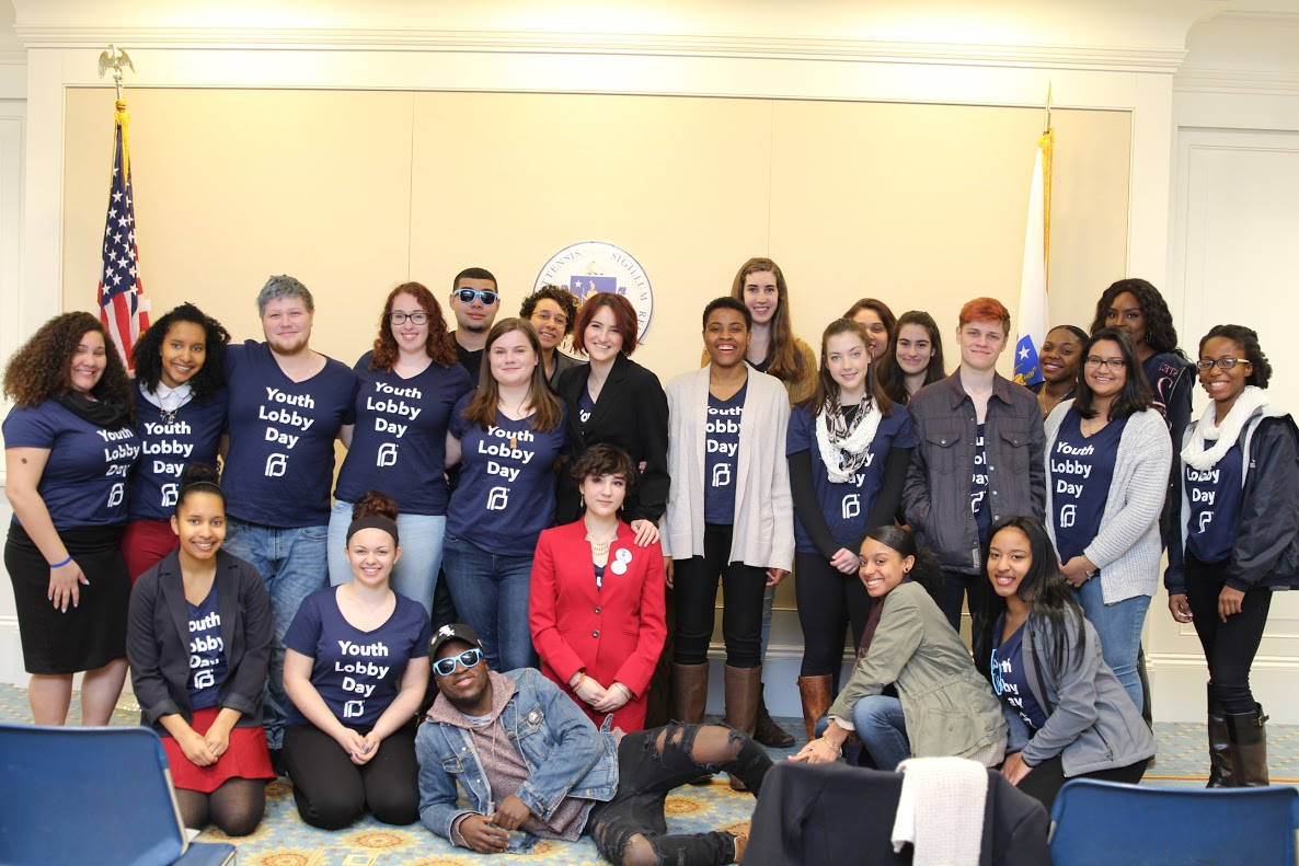 Teen Parent Lobby Day