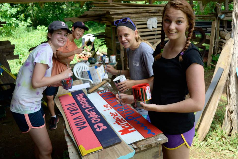 Summer Program - Adventure/Trips | Global Leadership Adventures: Costa Rica - Spanish Service Adventure