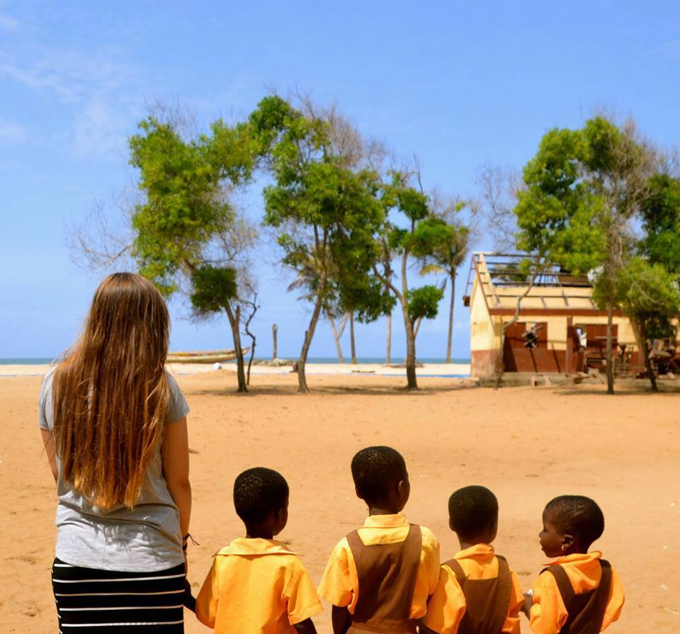 Summer Program - Adventure/Trips | Global Leadership Adventures: Ghana - Building Healthy Villages
