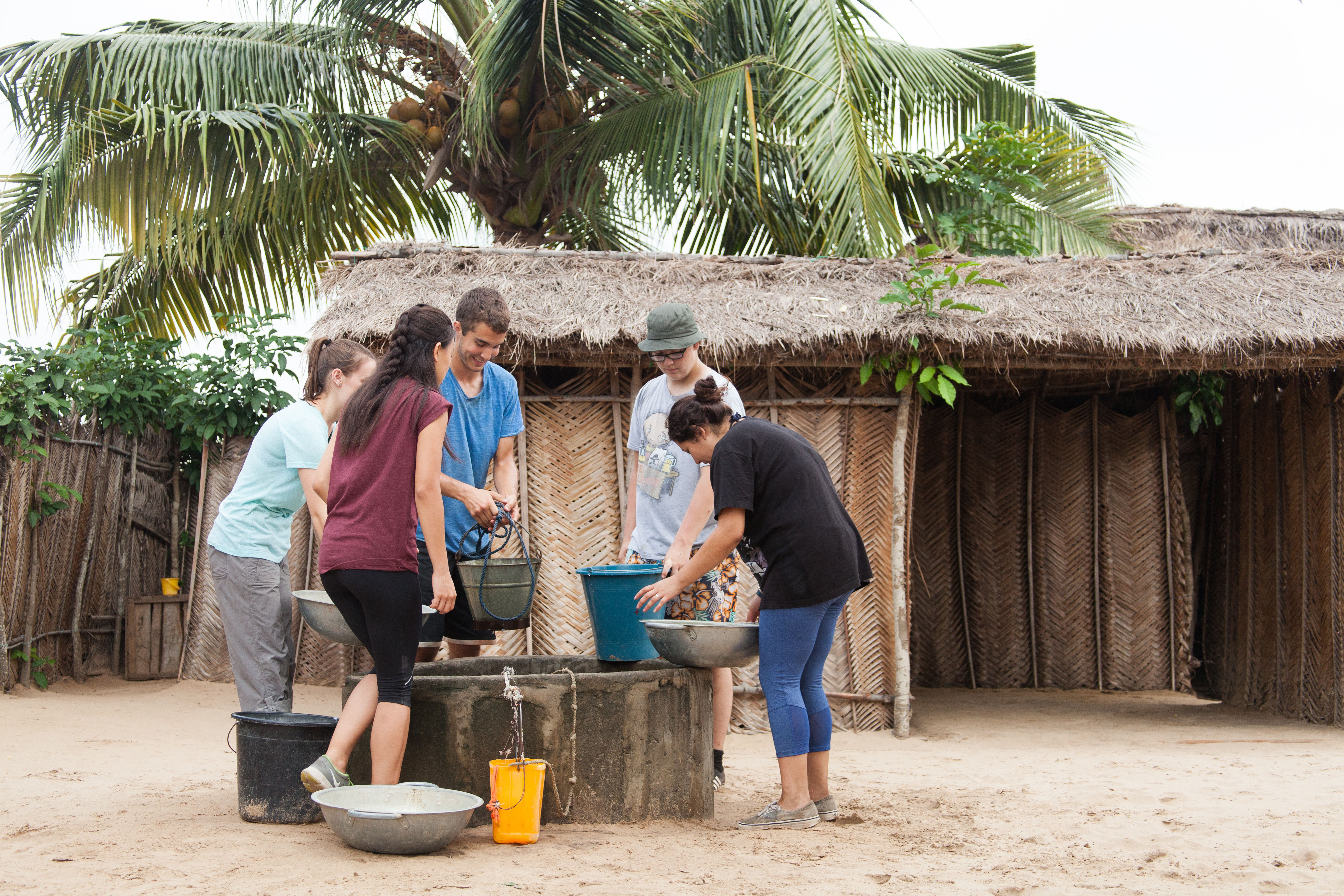 Summer Program - Travel And Tourism | Global Leadership Adventures: Ghana - Building Healthy Villages