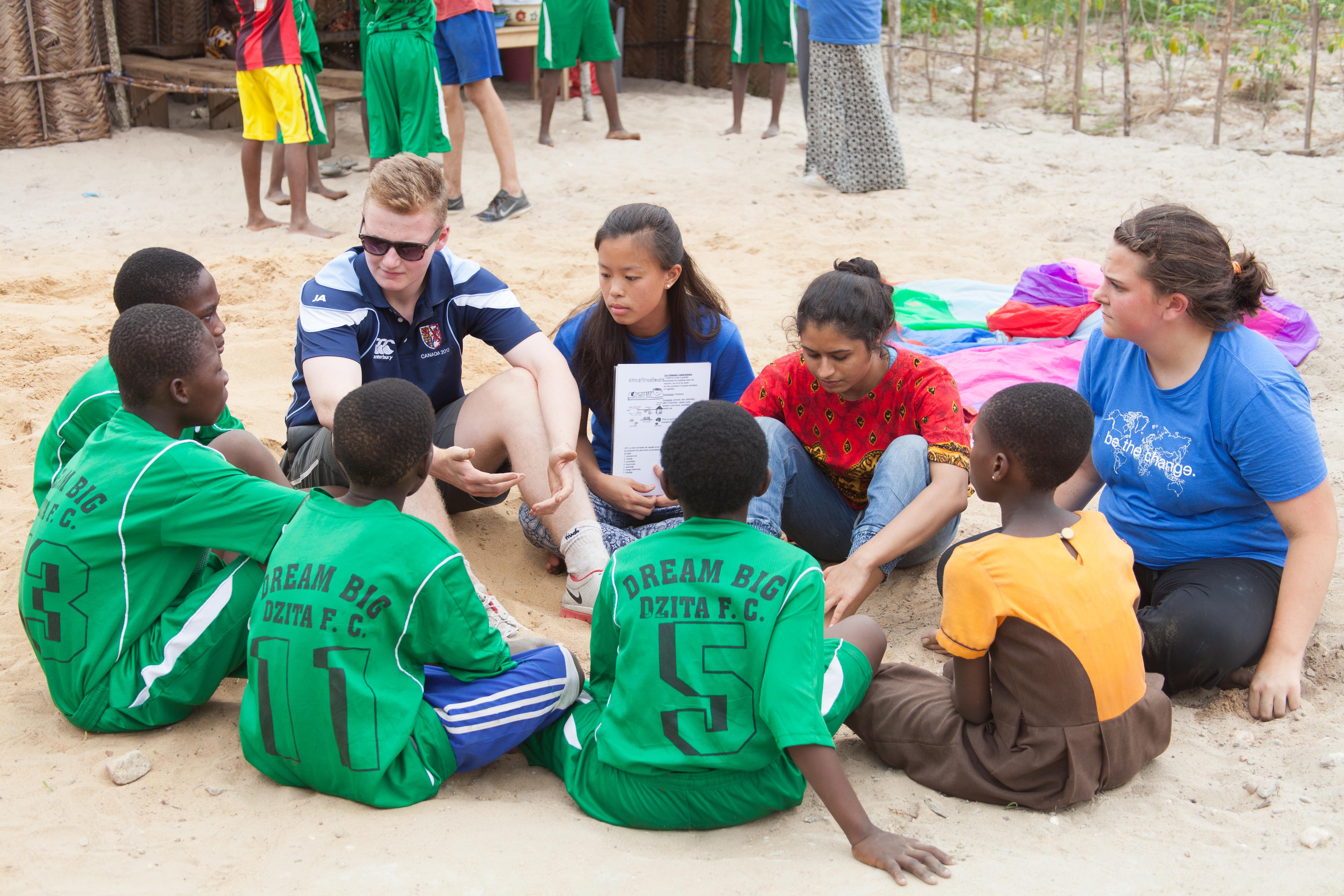 Summer Program - Adventure/Trips | Global Leadership Adventures: Ghana - Building Healthy Villages