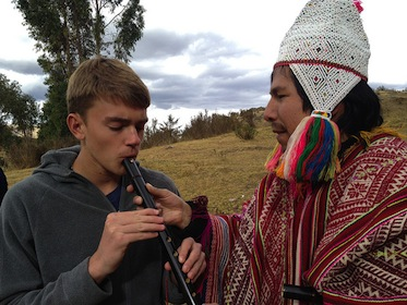 Summer Program - Adventure/Trips | Global Leadership Adventures: Peru - Service in the Sacred Valley