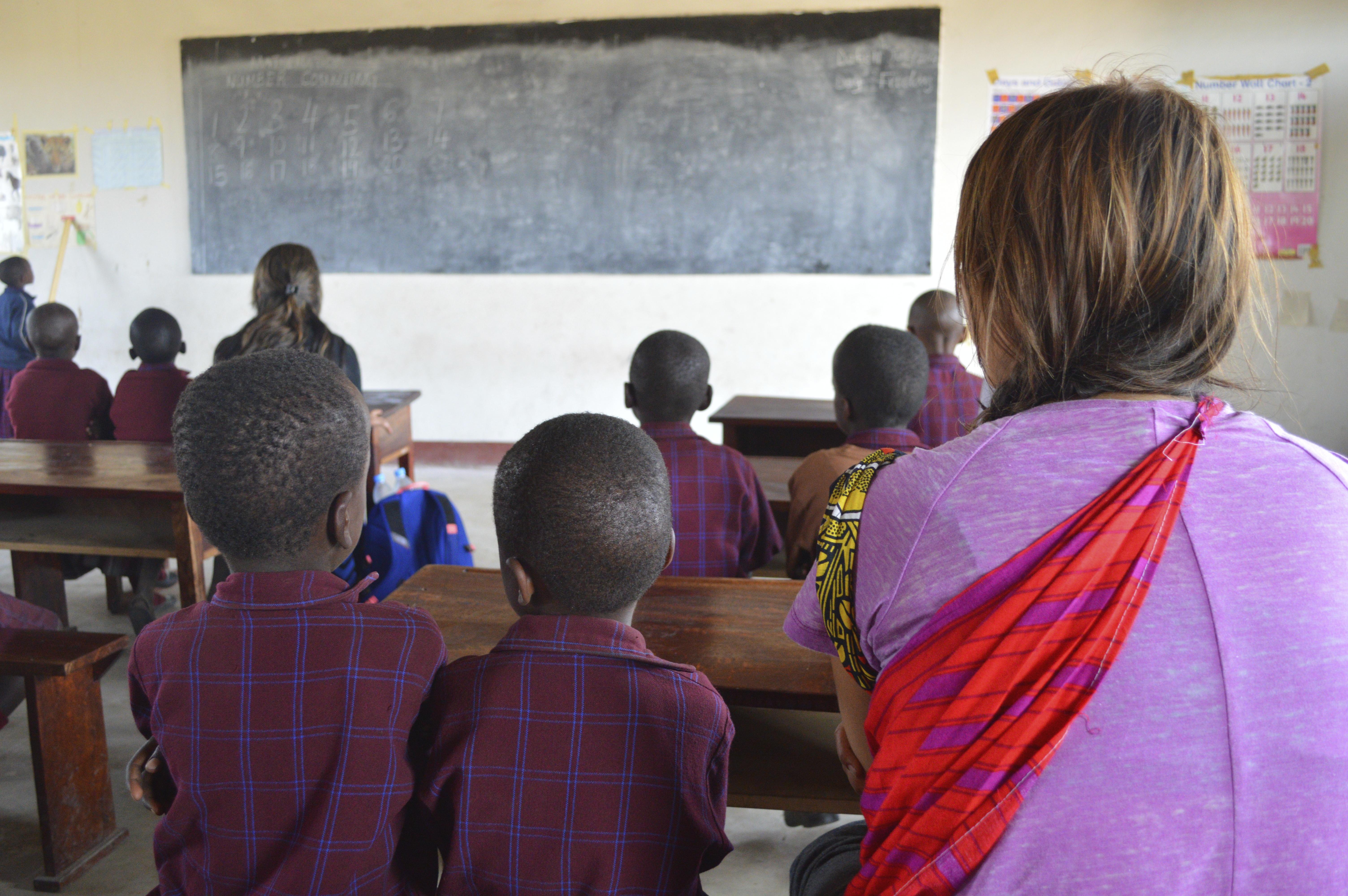 Summer Program - Adventure/Trips | Global Leadership Adventures: Tanzania - Children's Education Adventure