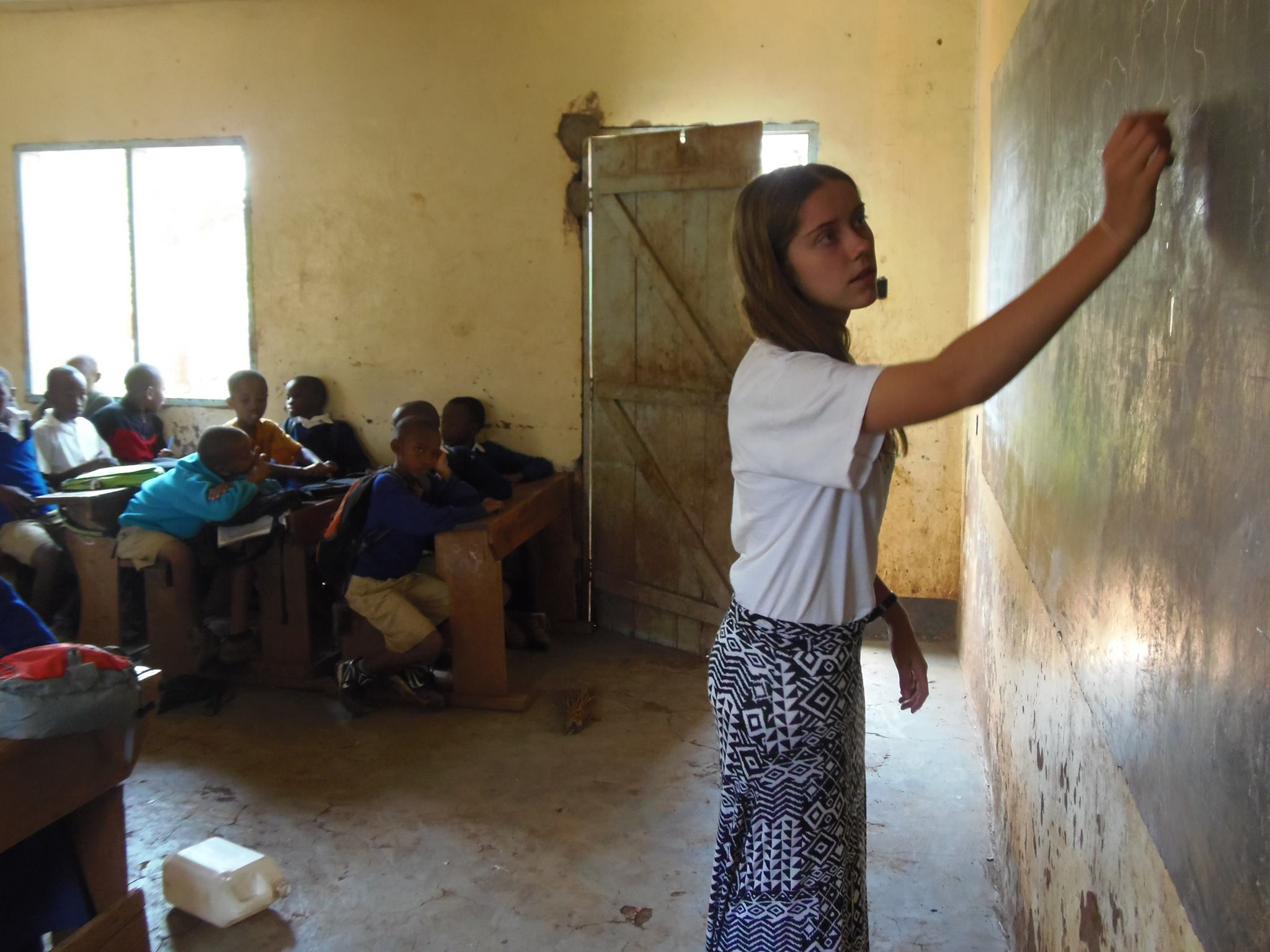 Summer Program - Adventure/Trips | Global Leadership Adventures: Tanzania - Children's Education Adventure