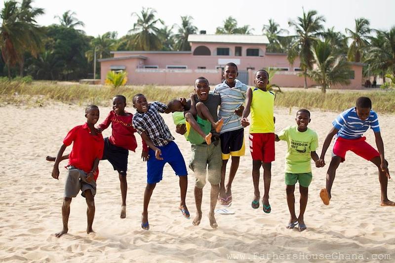 Summer Program - Adventure/Trips   Global Leadership Adventures: Ghana - Children of Africa