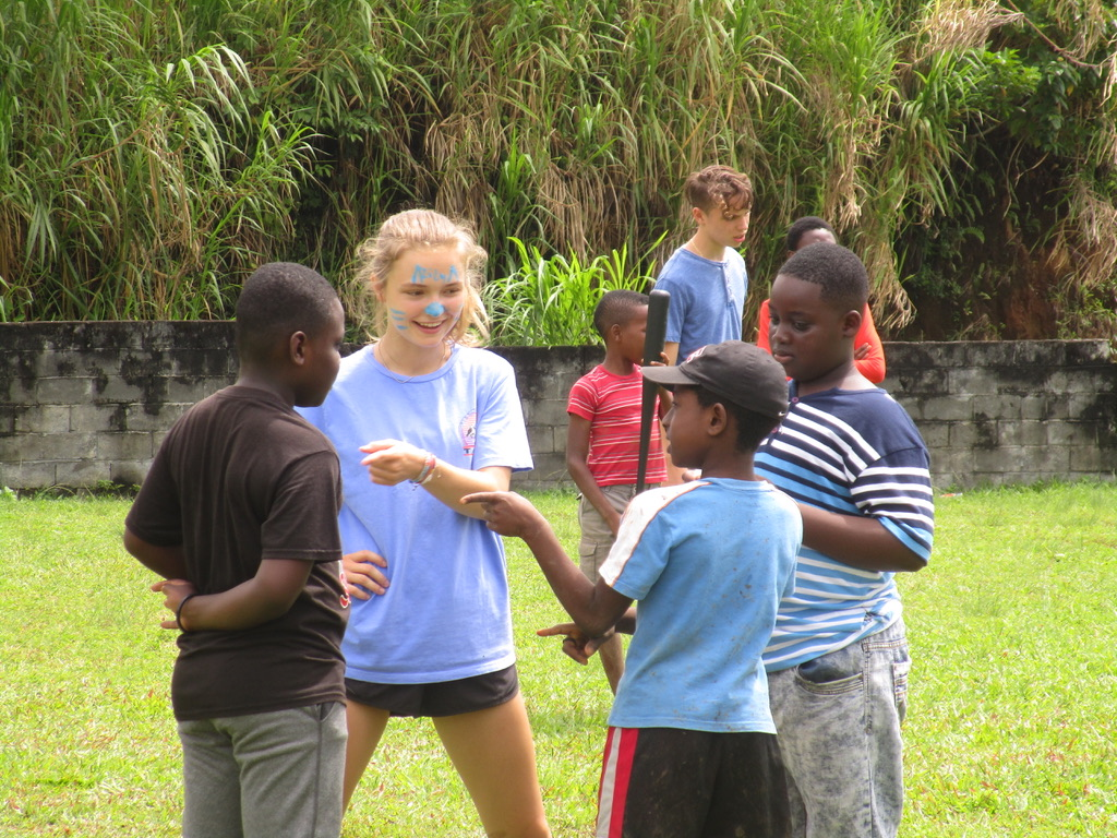 Summer Program - Community Center | Global Routes: The Grenadines Leadership in Action Program
