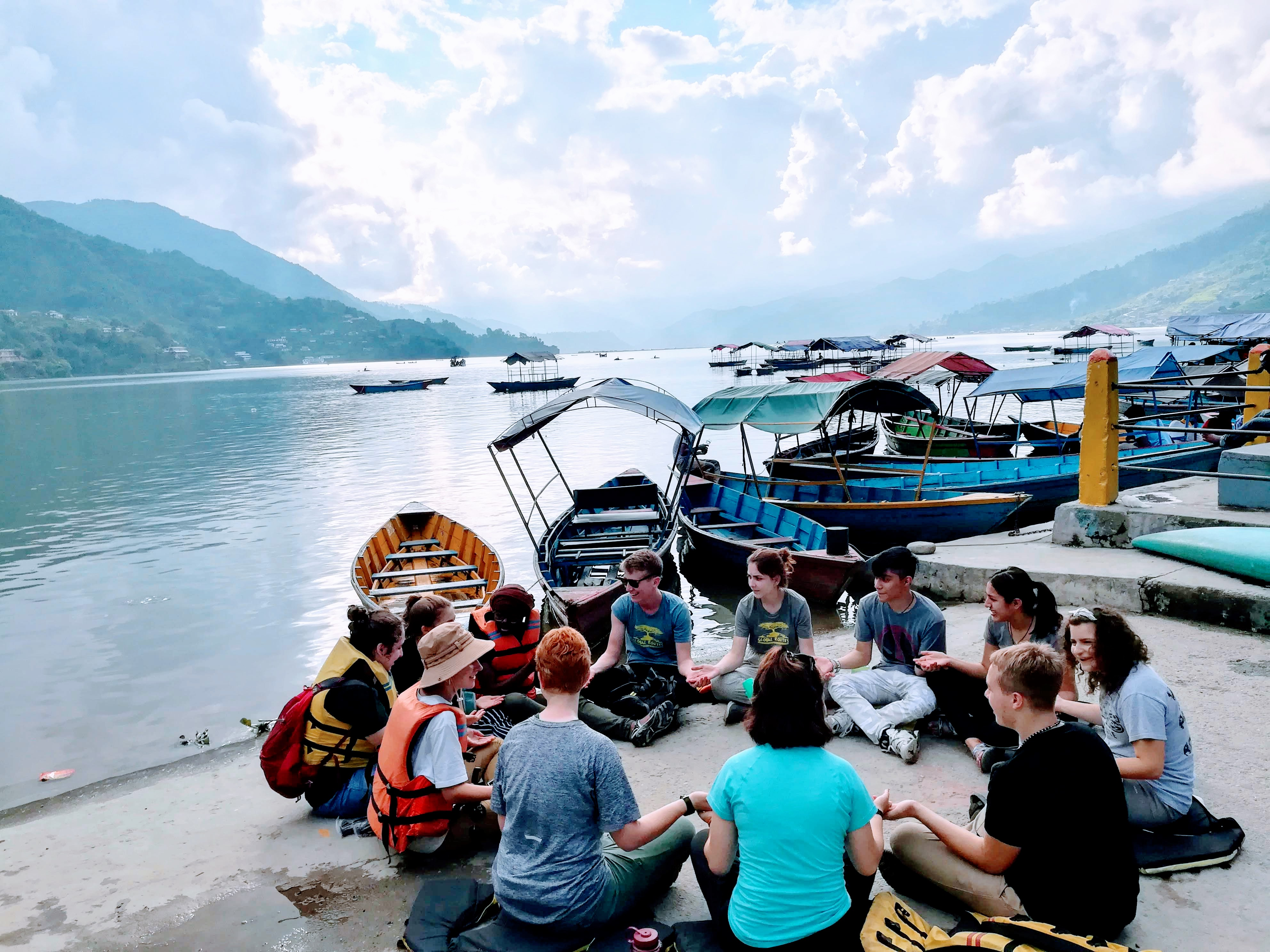 Summer Program - Community Resources | Global Routes Nepal: Trekking and Service