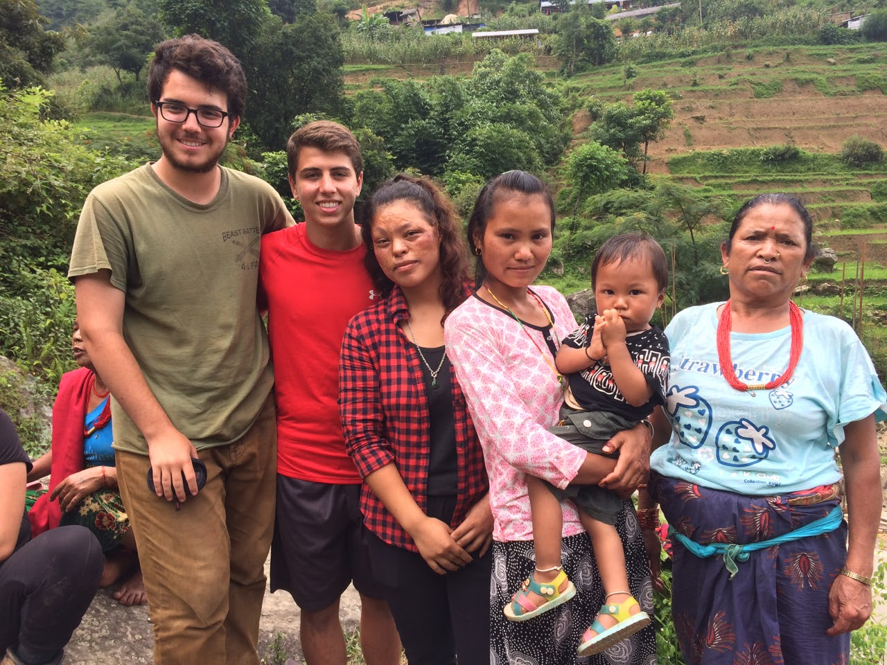 Summer Program - People with Disabilities | Global Routes: Nepal. The Roof of the World. Service and Cultural Immersion.