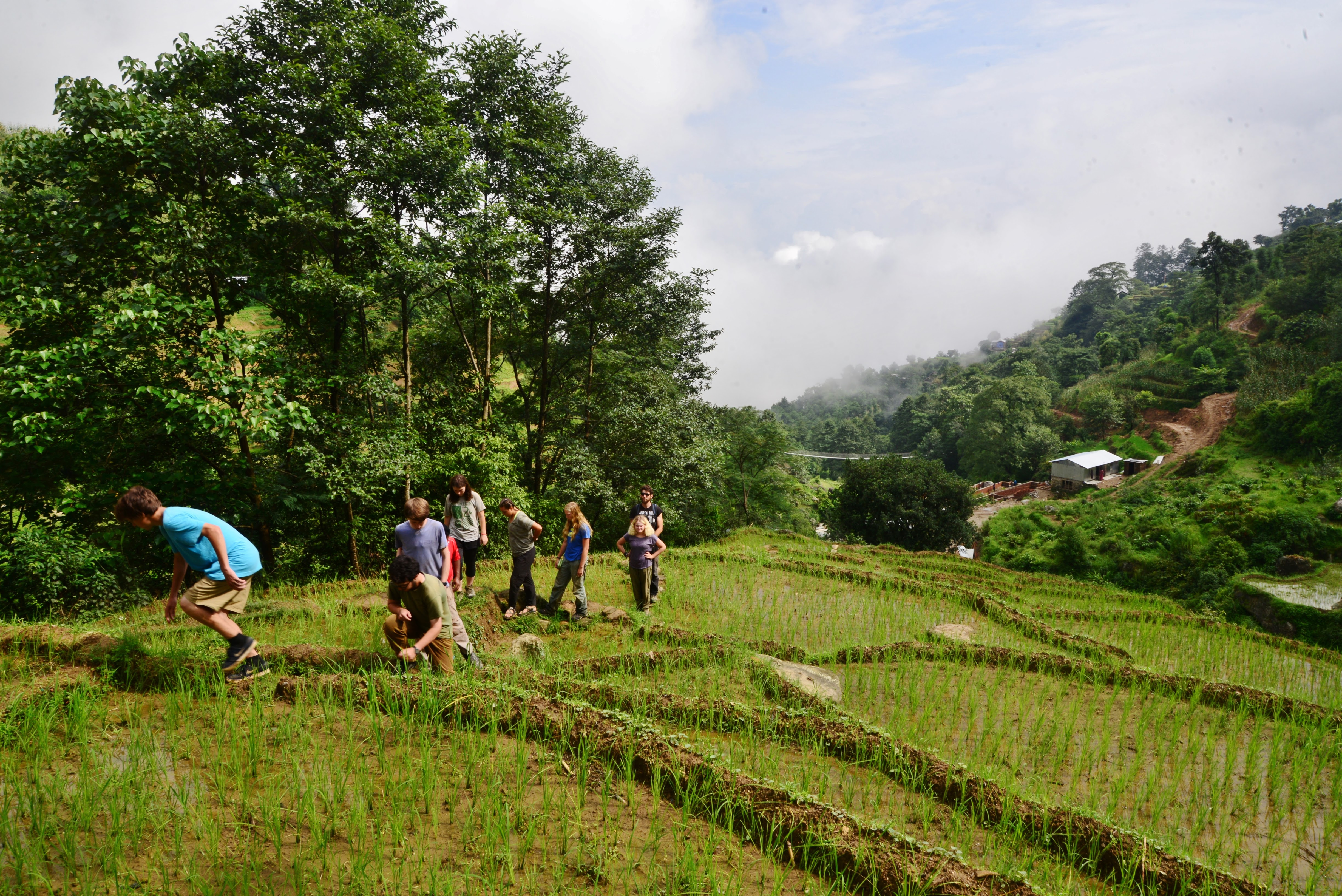 Summer Program - Preserving the Environment | Global Routes: Nepal. The Roof of the World. Service and Cultural Immersion.